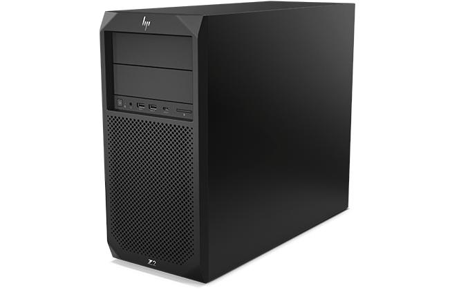 Máy tính Z2 Tower Workstation - Cỗ máy trạm xử dụng window 10 Pro