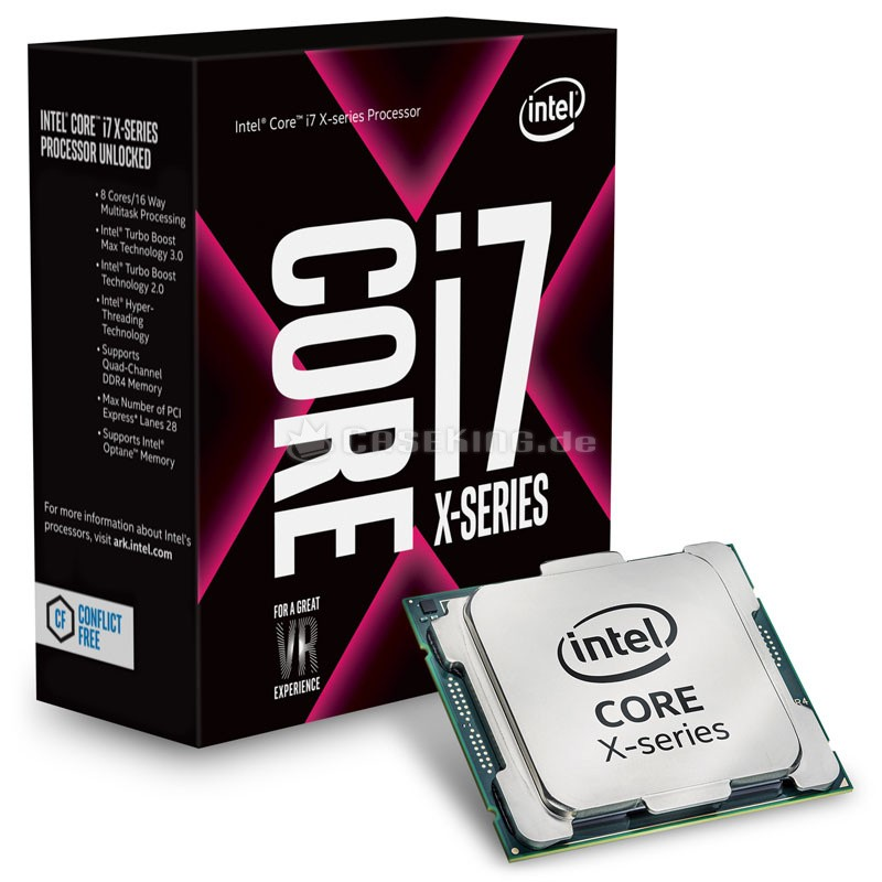 Core i7 x series