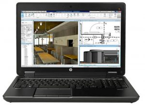 Laptop HP ZBook 15 G4 Mobile Workstation