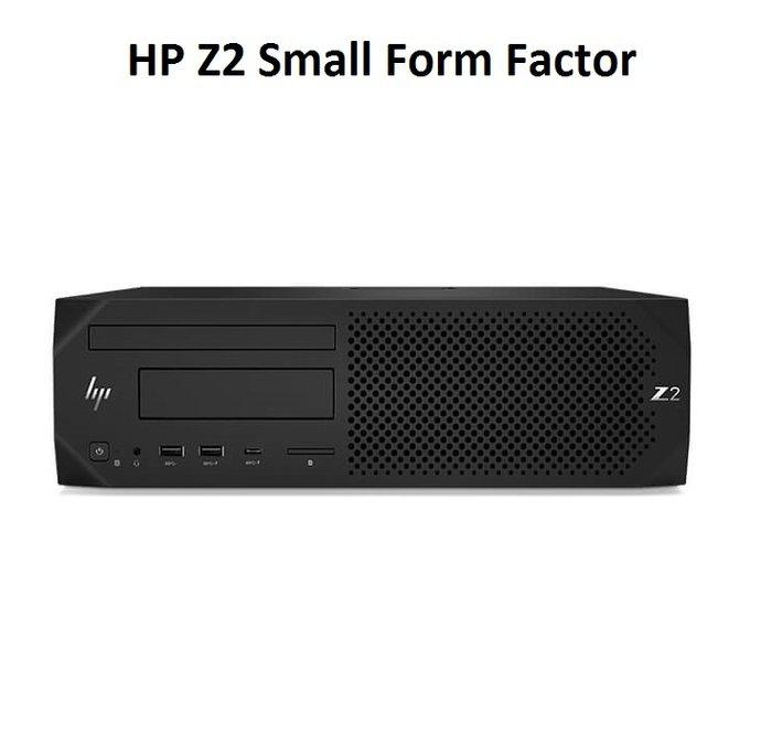 Máy trạm Hp z2 small form factor