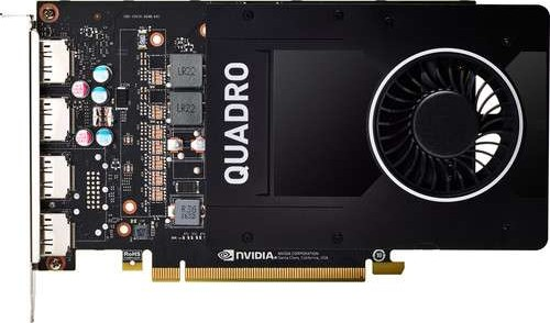 Card đồ họa NVIDIA Quadro P2000 5GB Graphics_1ME41AA