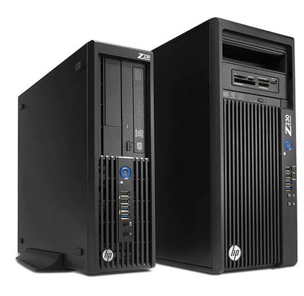 Máy trạm Z230mt Workstation HP