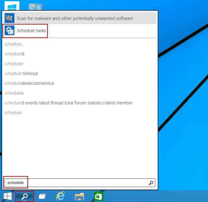 Cách hẹn giờ tắt máy qua nhiều ngày bằng Task Scheduler cho Window 10