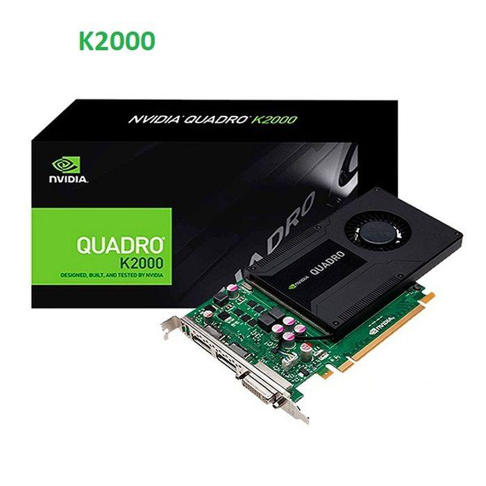 Card màn hình VGA Nvidia Quardo K2000 GDRR5