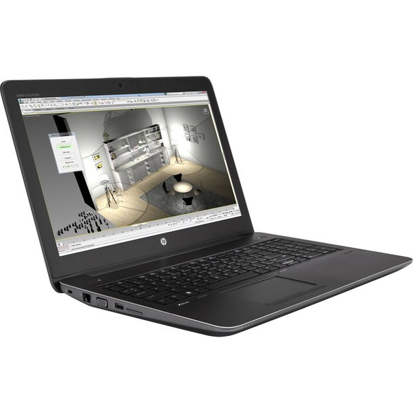 Y4E77AV - HP Zbook 15 G4 - Intel Core i7-7700HQ