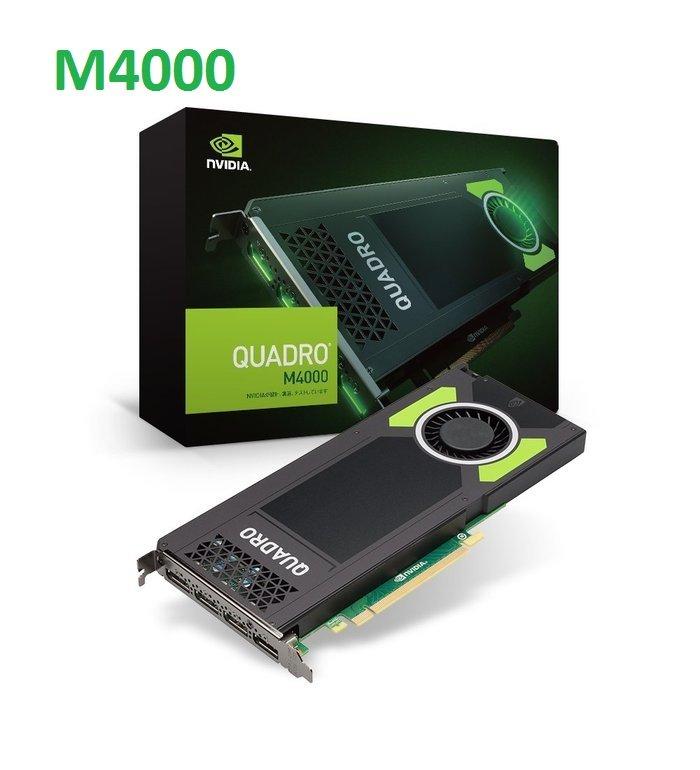 Card đồ họa NVIDIA Quadro M4000 8GB GDDR5 4 cổng DP