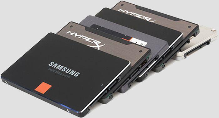 Ổ cứng SSD dành cho máy tính PC và laptop