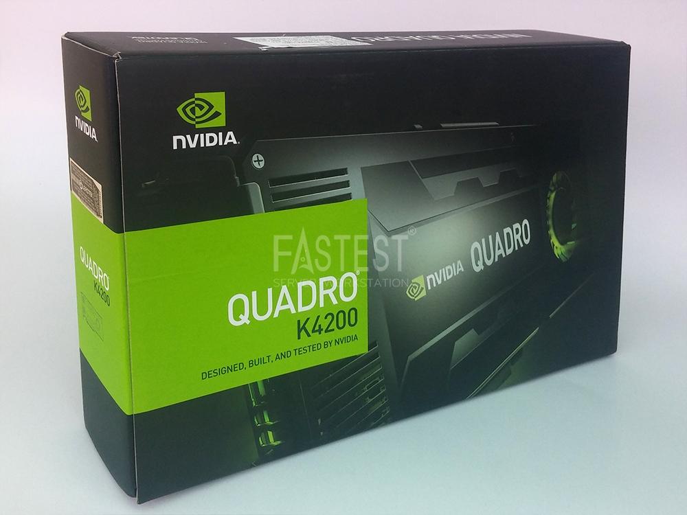 NVIDIA Quadro K4200 tạo hiệu ứng bóng đổ, liên kết API tăng tốc GPU