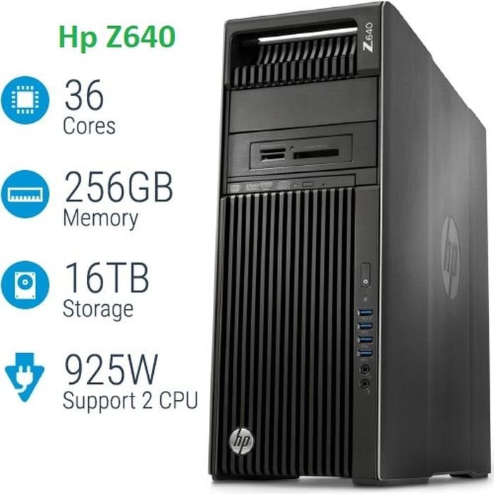 Máy tính trạm Workstation HP Z640